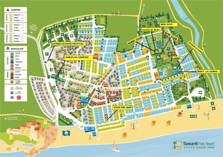 mapa camping 2